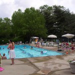 people at a pool
