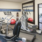 Hampton Inn Exercise Room