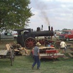 people at steam show