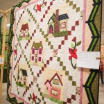 Quilt at River Country Quilt Show