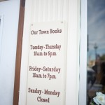 Our Town Books Hours