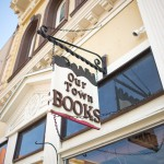 Our Town Books Sign